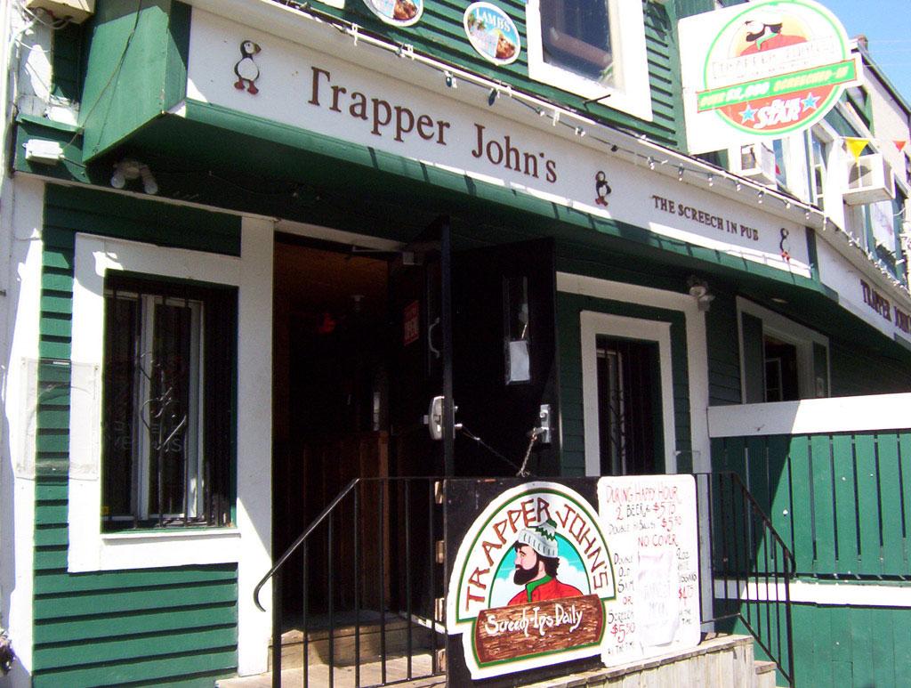 St Johns Trapper Johns