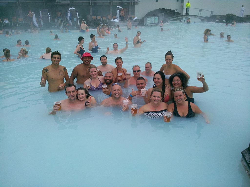 Lagoon Bar Iceland