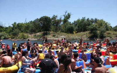Beer float California