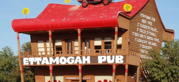 Australian Country Pub