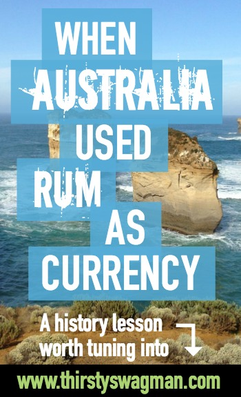 Australia rum currency | 18th century | New South Wales | Maritime history