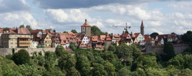 Medieval Rothenburg, Germany will charm your socks off