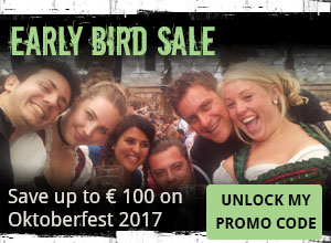 Oktoberfest 2017 Early Birds