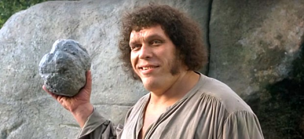 André the Giant -- The Thirstiest of All Legends