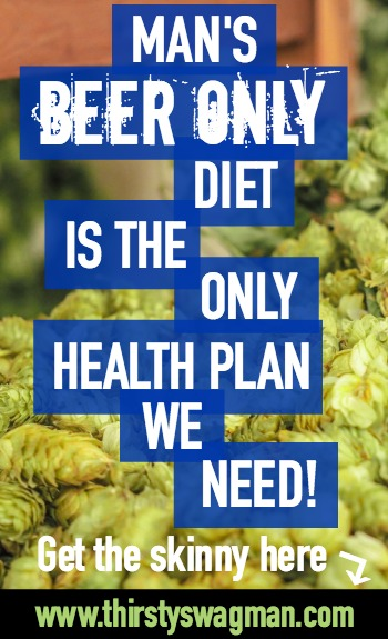 Beer-only diet | health plan | Alcohol health benefits | German monks | dopplebock | Paulaner Salvator