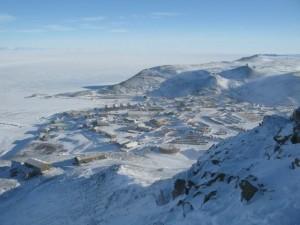 Antarctica Nightlife