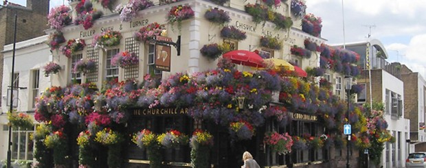 Churchill Arms