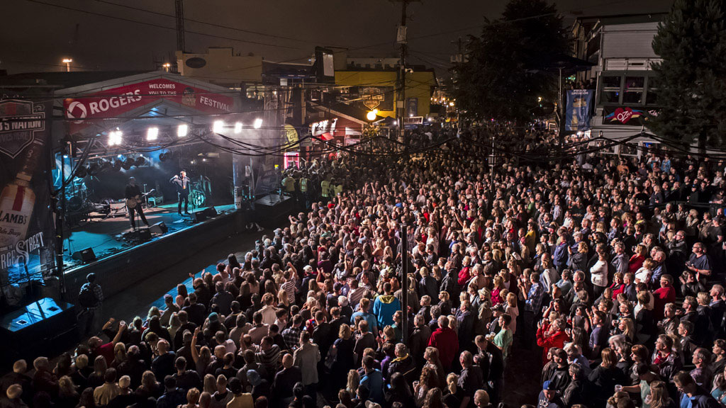 St Johns George Street Festival
