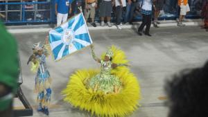 Samba Dancer Rio Carnival