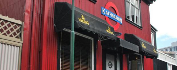 Kaffibarinn Iceland