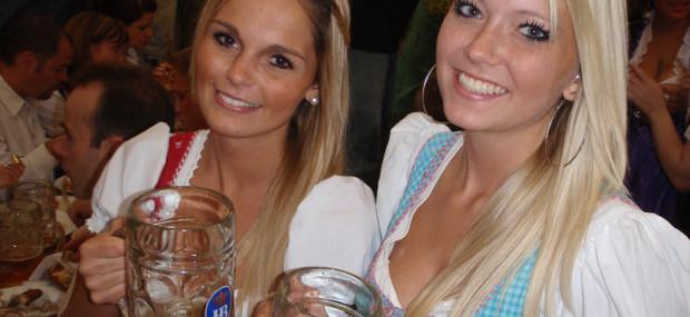 Hottest Oktoberfest Girls
