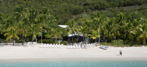 Soggy Dollar Bar Jost Van Dyke