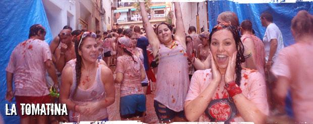 La Tomatina Tours Festival