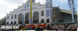 Oktoberfest Tours Hofbrau Tent