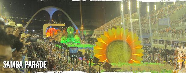Rio Carnival Tours