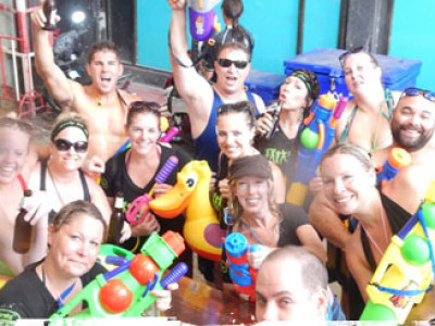 Songkran Tours