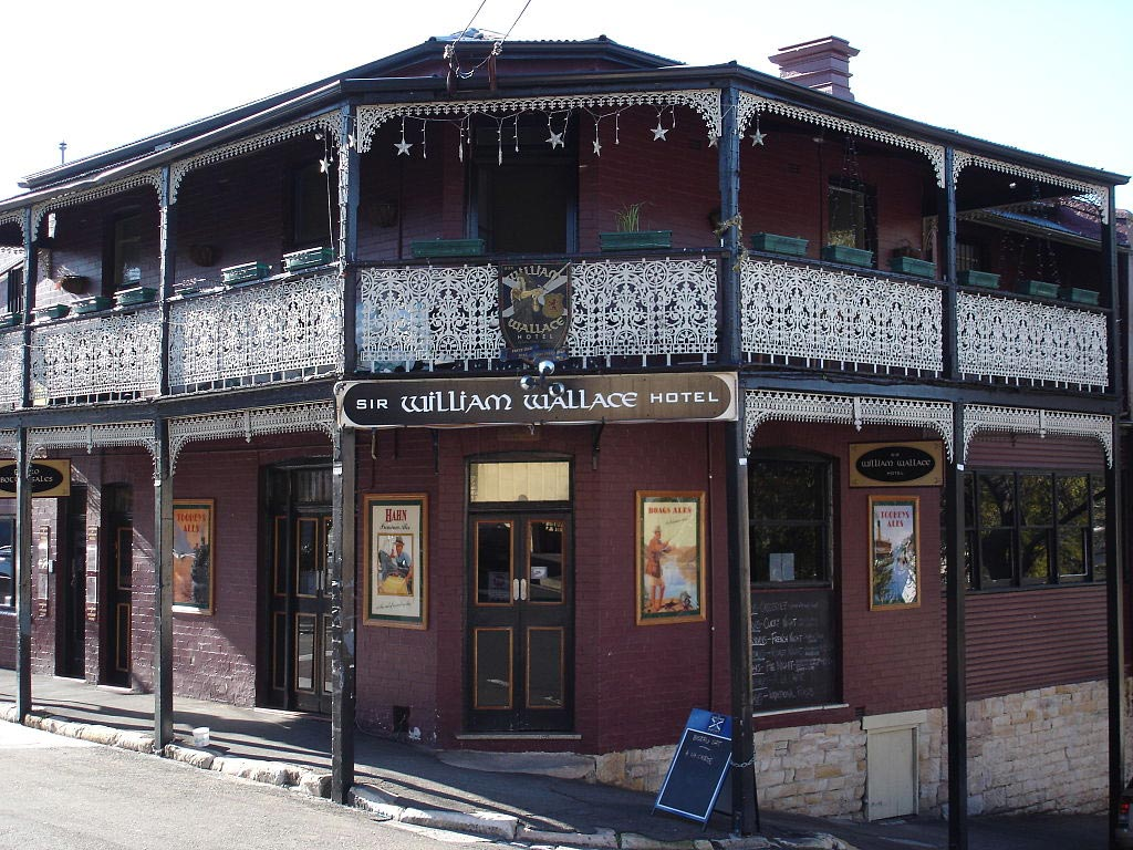 Australian Country Bar