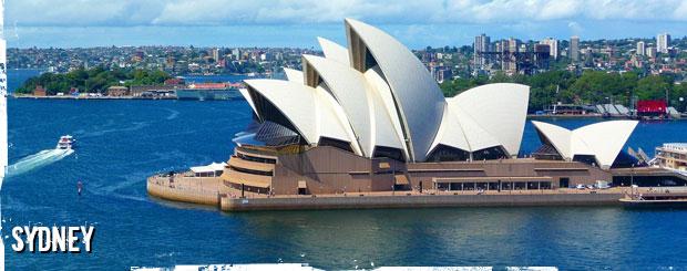 Sydney Australia Tour