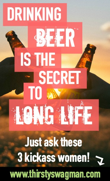 Drinking beer is the secret to long life | 100 years old | Whiskey | Fountain of Youth | Golden Girls | Doctors orders