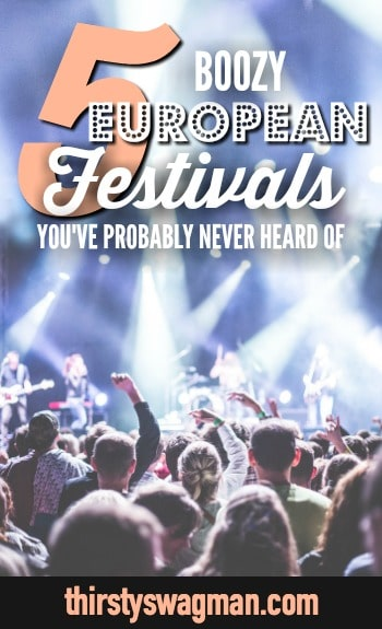 5 Booze European #Festivals You've Probably Never Heard Of | Las Fallas, Valencia, Spain | Beer Floating, Helsinki, Finland | Baumblutenfest, Berlin, Germany | Oerol Festival, the Netherlands | Batalla de Vino, Spain | #LaTomatina | #Oktoberfest #traveltips