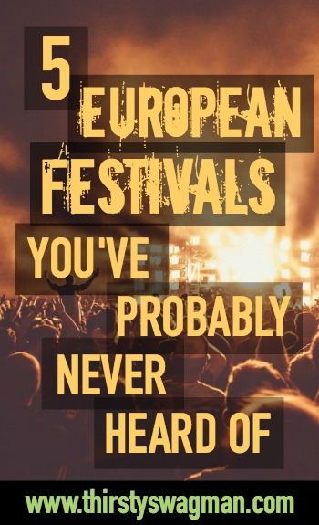 5 Booze European Festivals You've Probably Never Heard Of | Las Fallas, Valencia, Spain | Beer Floating, Helsinki, Finland | Baumblutenfest, Berlin, Germany | Oerol Festival, the Netherlands | Batalla de Vino, Spain | La Tomatina | Oktoberfest