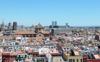 Rooftop bars in Spain | Barcelona, Valencia, Ibiza, Madrid, Malaga, Granada, Seville