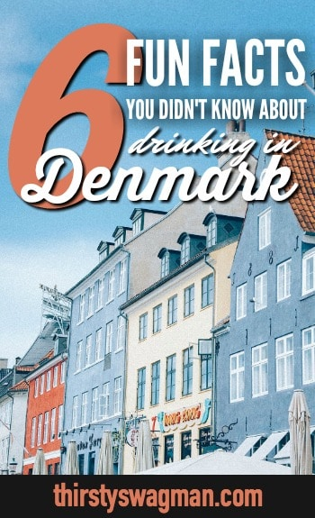 6 things you probably didn't know about drinking in #Denmark | #Copenhagen bars | drinking songs , drinking rules | #Beer and #wine | #traveltips