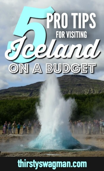 #Iceland on a budget | Off-season travel, accommodations, food and drink, activities, blue lagoon #Reykjavik #budgettravel #traveltips