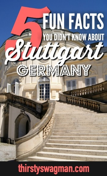 5 fun facts you didn't know about Stuttgart, Germany (including the Stuttgart beer festival, Mercedes Benz, pig museum, and more)
