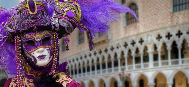7 cool winter festivals in Europe | Carnival in Venice, Italy
