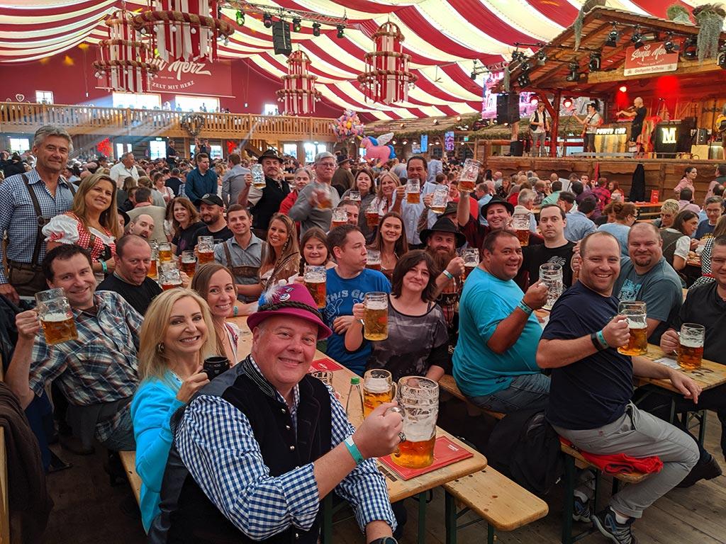 Stuttgart Beer Festival (Cannstatter Volksfest)