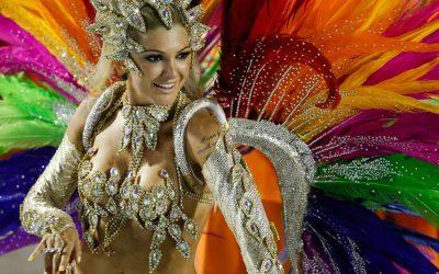Costumes Rio Carnival Brazil