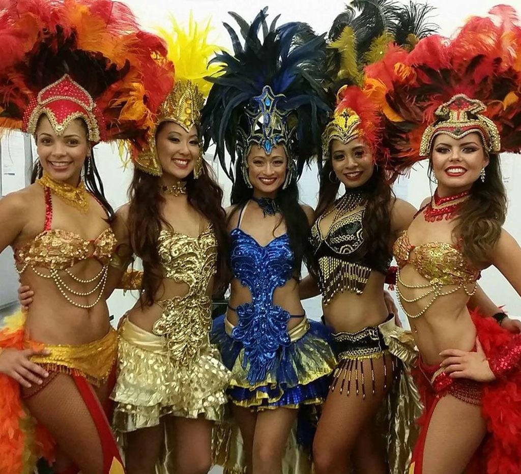 Rio Carnival Samba Schools