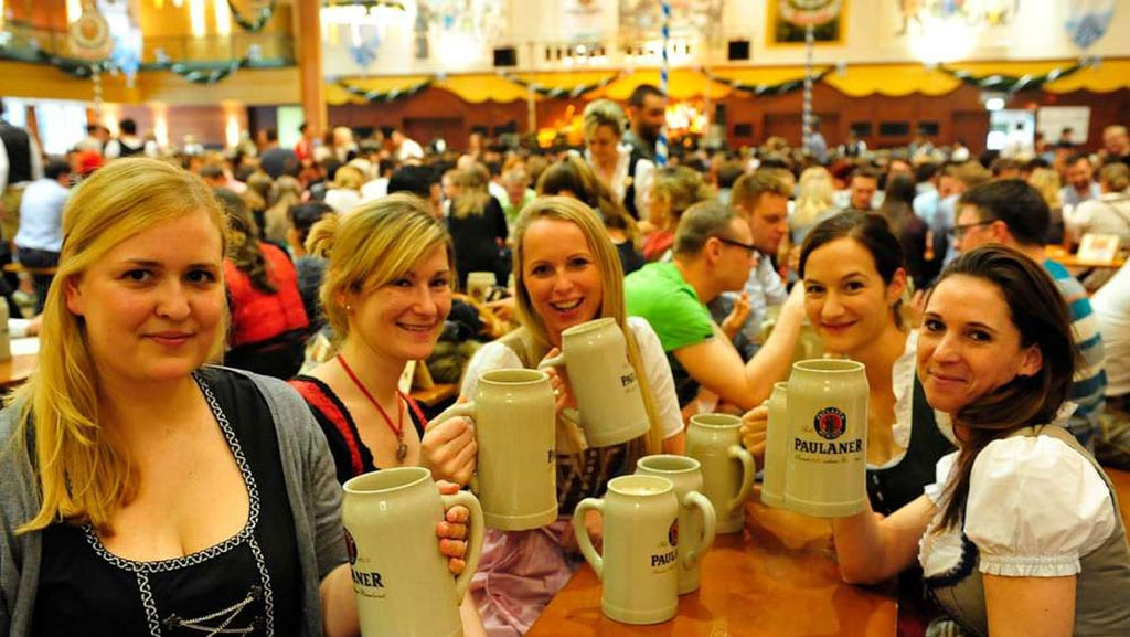 Strong beer festival Munich