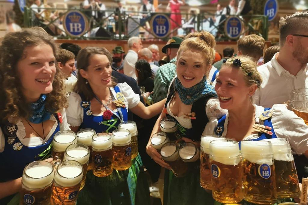 Beer Festival Munich Oktoberfest