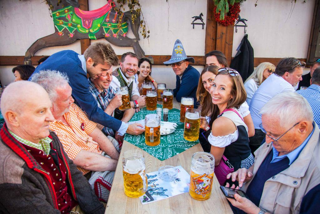 German Beer Festivals Oktoberfest Munich